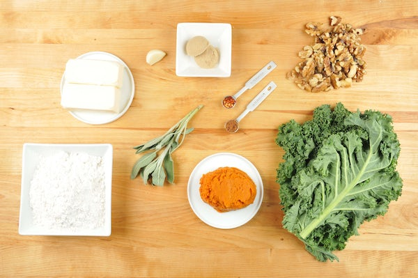 Recipe: Sage and Brown Butter Pumpkin Gnocchi With Kale ...